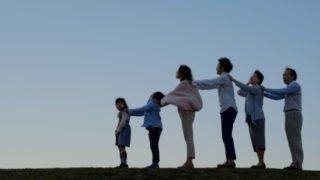子供達の自然な行動